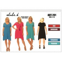 Cold Shoulder Alisha D Dress