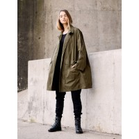 "New ""Krush"" Oversized Rain Coat"