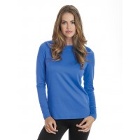 A Nue Ligne Long Sleeve Crew Neck